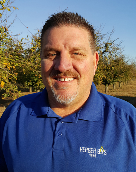 Marc Holmes, General Manager